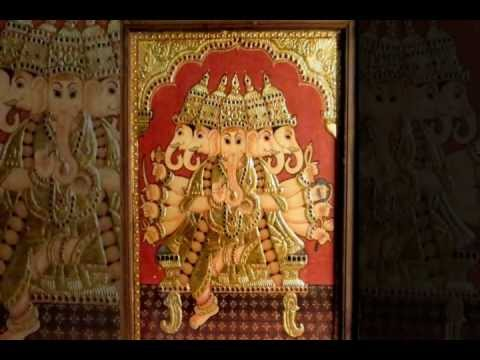 Buy Tanjore Paintings Online From vshoppe in