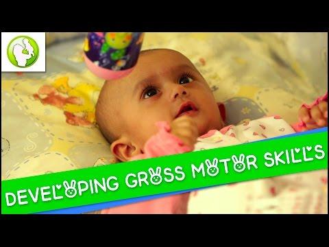 Baby Games | Developing Gross Motor Skills
