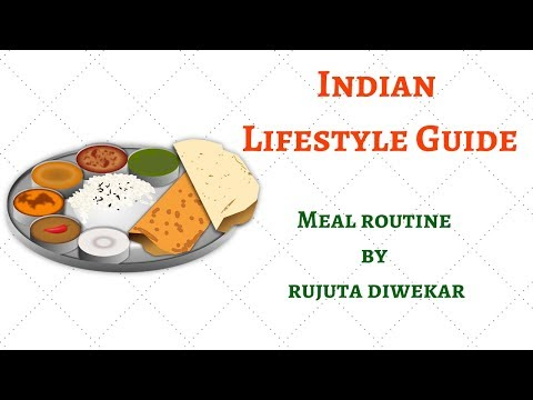 7 Meals routine for the entire day recommended by Rujuta Diwekar || Indian Lifestyle Guide