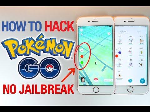 Pokemon GO Hack NO Jailbreak! Tap To Walk & Location Spoofing
