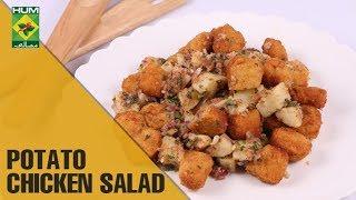 Potato Chicken Salad | Mehboob