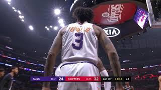 4th Quarter, One Box Video: LA Clippers vs. Phoenix Suns