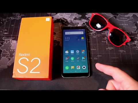 Xiaomi Redmi S2 -  First Impressions - A very interesting spec sheet.