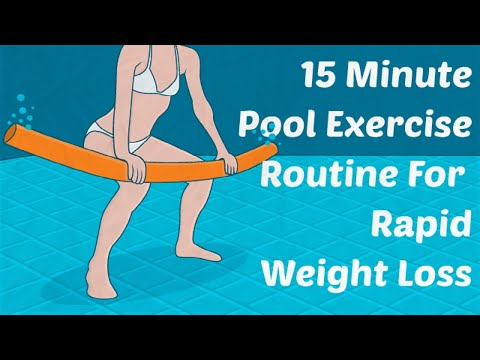 Best Swimming Workout - How to Lose Weight by Swimming.
