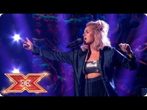 Grace Davies dazzles with original track Hesitate | Live Shows | The X Factor 2017
