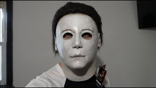 Halloween H20 Michael Myers Mask Unboxing!