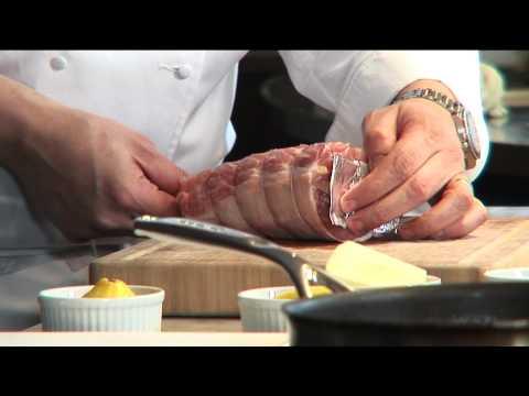 Stuffed Roast Pork