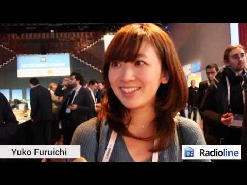 LeWeb'14 - Backstage Radio Station, Episode #5-2 with Yuko Furuichi @LeWeb (#LeWeb)