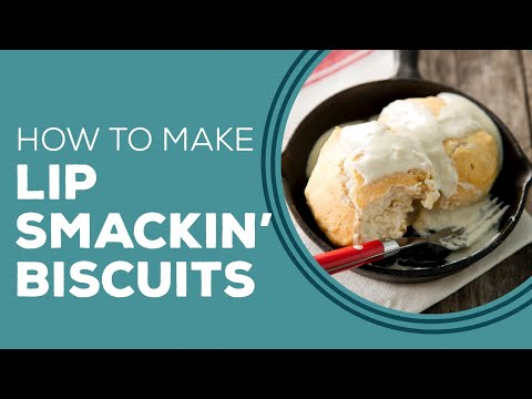 Lip Smackin' Biscuits - Blast from the Past
