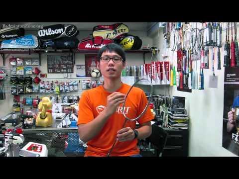 Badminton Racket Selection Key Points - BadmintonZone.org [ENG Subtitle in YouTube Caption]