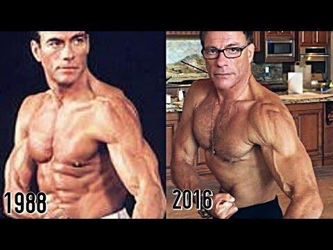 Jean-Claude Van Damme Still Training At 56 Yro (2016) | Fitness Motivation