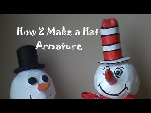 How 2 Make a Hat Armature