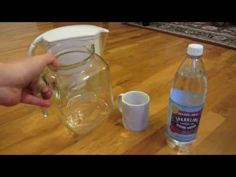Bormioli Frigoverre Part 1 - Glass Jug Pitcher Review and Demo
