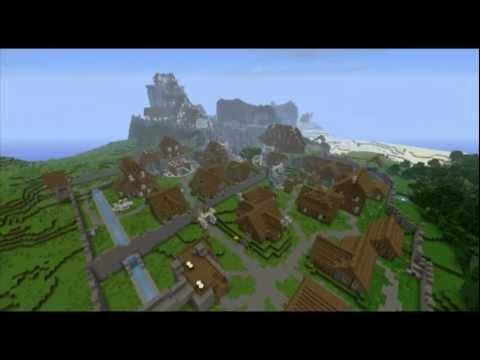 Minecraft Whiterun