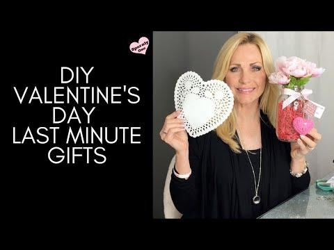 💖  Last Minute Valentine's Gift 💖  Quick & Easy!