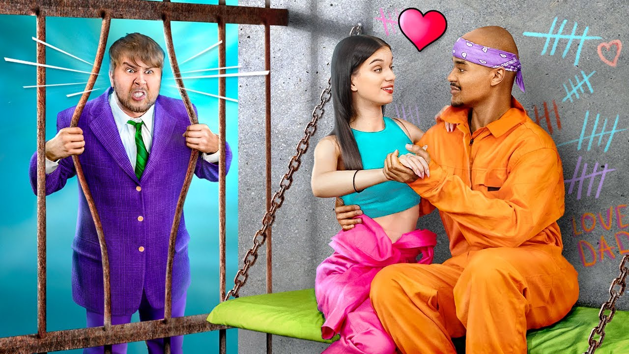 If My Dad Runs a Prison! Funny Situations in Prison