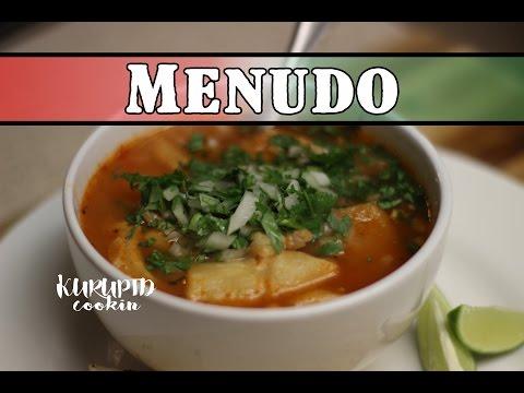How to make Menudo