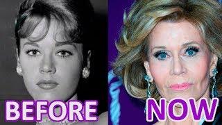 WOMAN and TIME: Jane Fonda