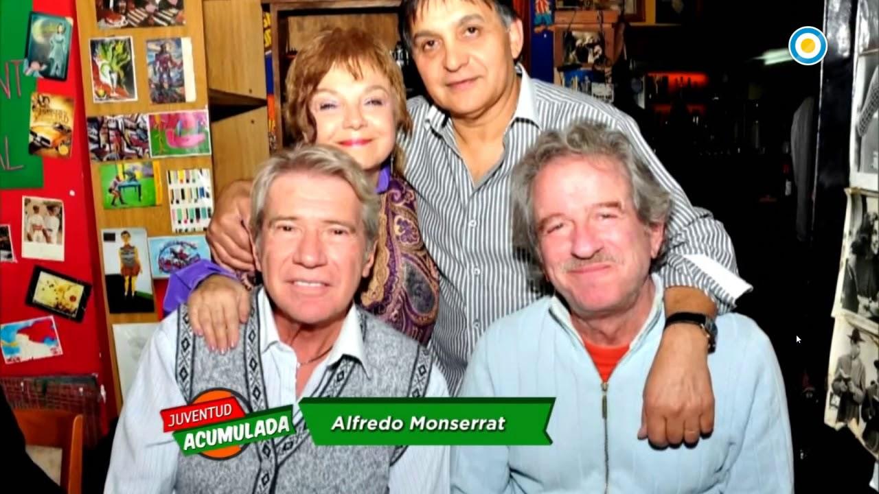 """Pablo Alarcon en """"Juventud acumulada"""" con Fanny Mandelbaum"""