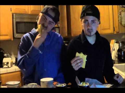 Quentin and Doug: How to make Pumpkin Bar Cake