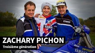 Interview Zachary et Mickaël Pichon - Motocross Emag #8