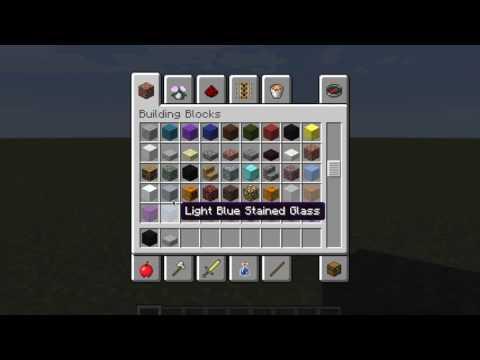 Bench Press -Minecraft