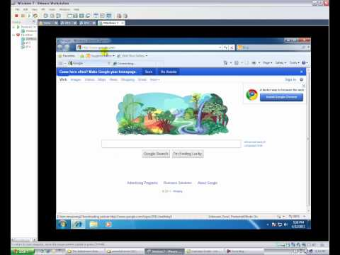 How to use internet explorer tabs - new tab goes to home page