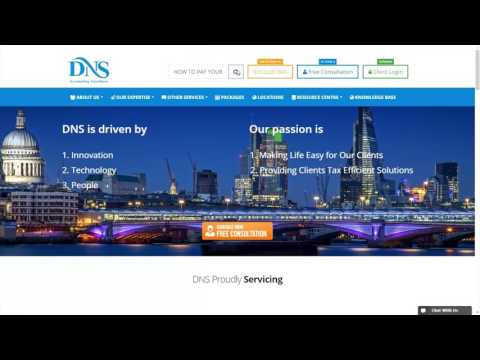 DNS Accountants - How to pay your council tax