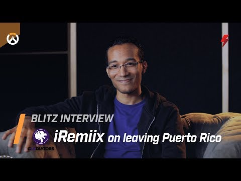 """LA Gladiators iRemiix: """"After Hurricane Irma hit, I realized that I couldn't stay on the island."""