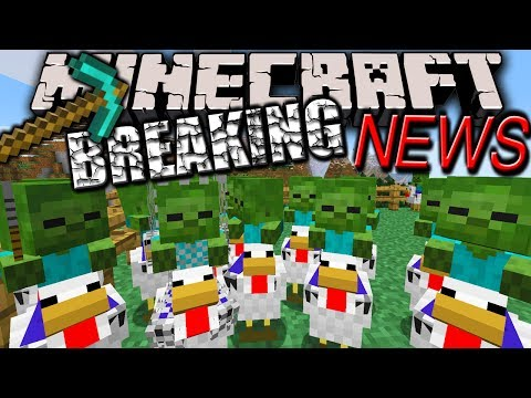 Minecraft 1.7.5 Release! 1.8 & 1.7.6 News - Better Skins, Name Change, Realms, Chicken Jockey PE