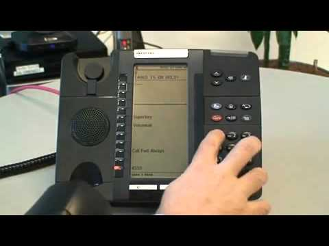 VOIP phone guide   Transfer a call