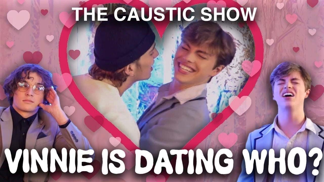 THE CAUSTIC SHOW EPISODE 1 | VINNIE HACKER GIRLFRIEND?