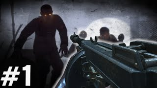 "Nacht Der Untoten REIMAGINED! #1 ""Call of Duty Zombies"" Custom Zombies Gameplay"