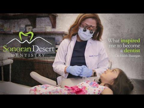 Dentist Scottsdale, AZ—Dr. Haleh Bazargan