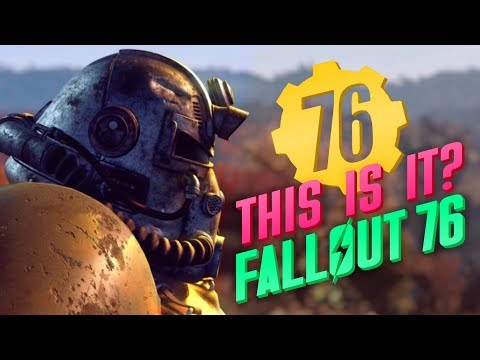 Fallout 76 has SHOCKED me!