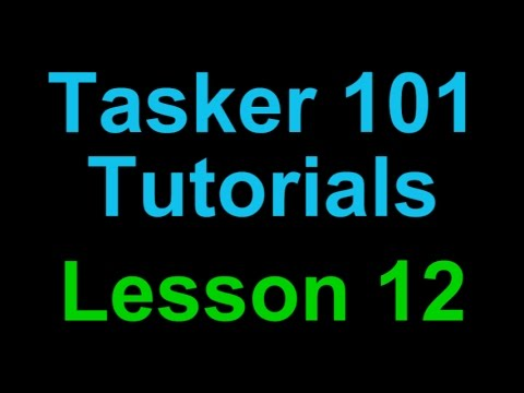Tasker 101 Tutorials: Lesson 12 - Switch to Strongest WiFi Signal on Android