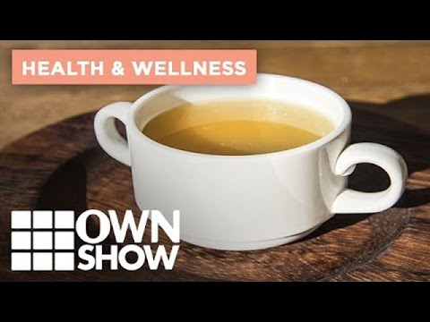 Why You Should Be Drinking Bone Broth Every Day | #OWNSHOW | Oprah Online