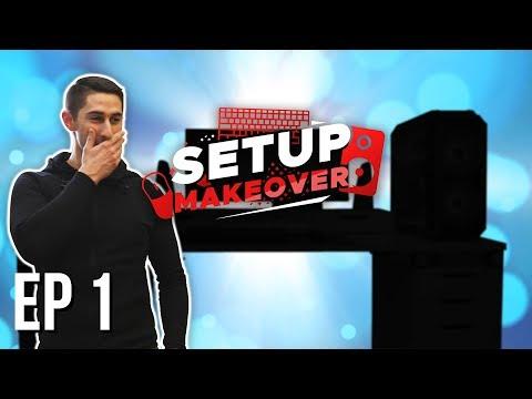Giving a Subscriber a Brand New Setup - Setup Makeover