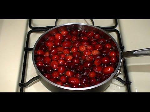 How to Make an Orange Pomegranate Cranberry Sauce