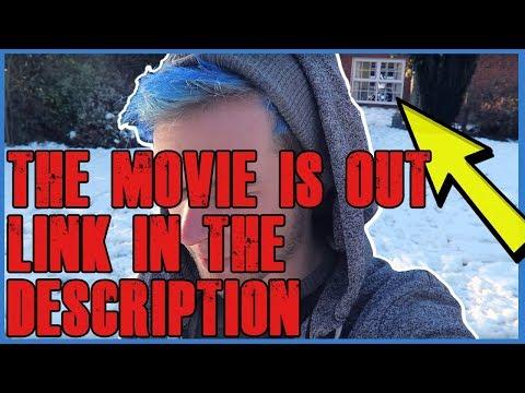 DANTDM | LARRY THE SNOWMAN | WHAT REALLY HAPPENED? HORROR MOVIE TRAILER