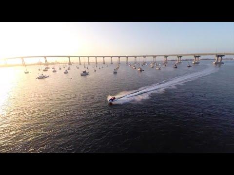 San Diego Aerial Video: La Jolla, Coronado Drone Video