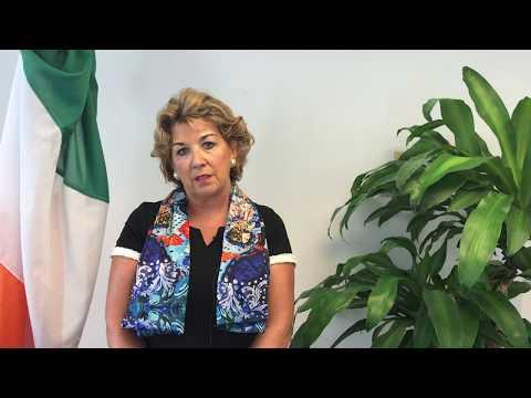 Ambassador Byrne Nason -  Welcome Message