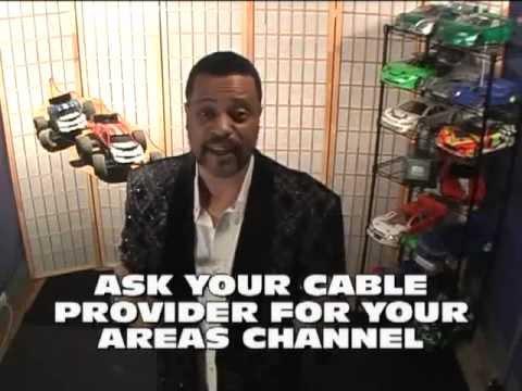 Televised on Comcast TV & Verizon Fios