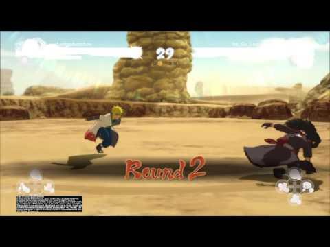 Naruto Ninja Storm 4   Online Team Battle #4