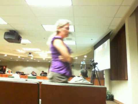 Kona police station bond, video testimony, PV, Clean Elections 10/3/12 last part