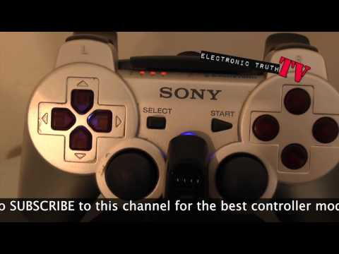 How to mod ps3 controller dpad preview
