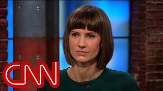 Trump accuser speaks out on