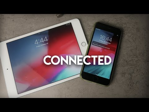 How to Connect iPhone to iPad