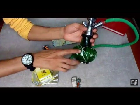 How 2 make hookah-Quick & Easy