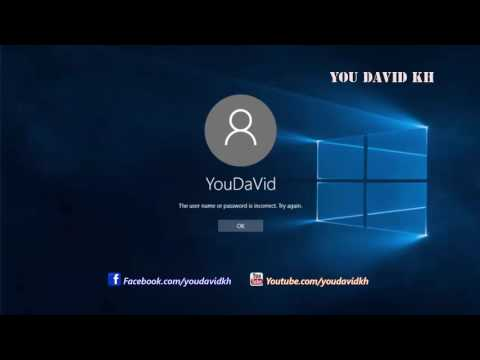 How to Setup Password Lock Screen Windows 10